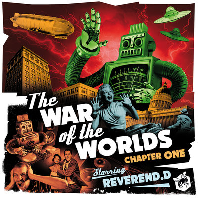The War Of The Worlds : Chapter 01