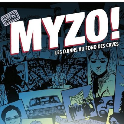 Myzo Soundtrack - Rémon Jr.