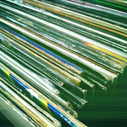 Vinyl collection walkaround