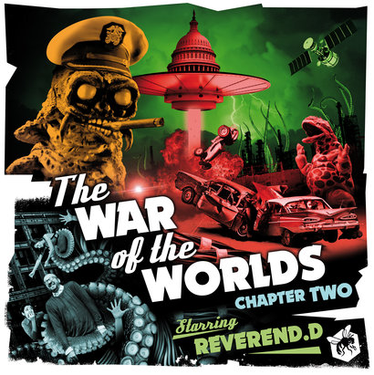The War Of The Worlds : Chapter 02