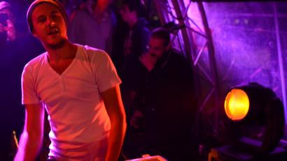 Dubstep live set @ Nocturne de l'ULB 2013