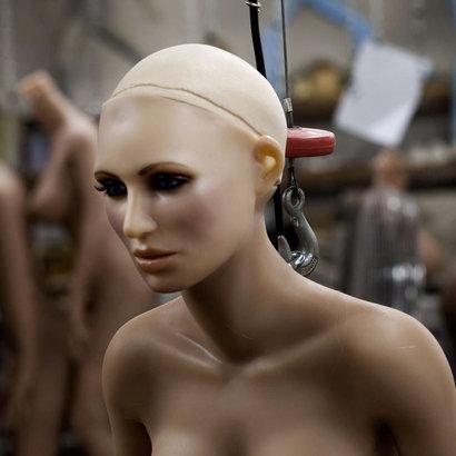My Sexbot Love Affair